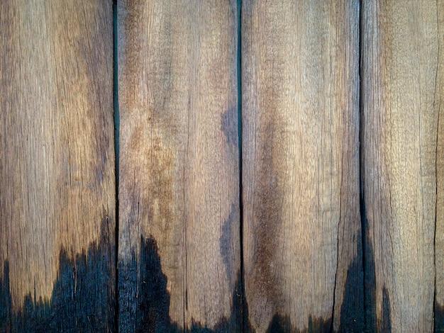 Старый деревянный фон или текстура