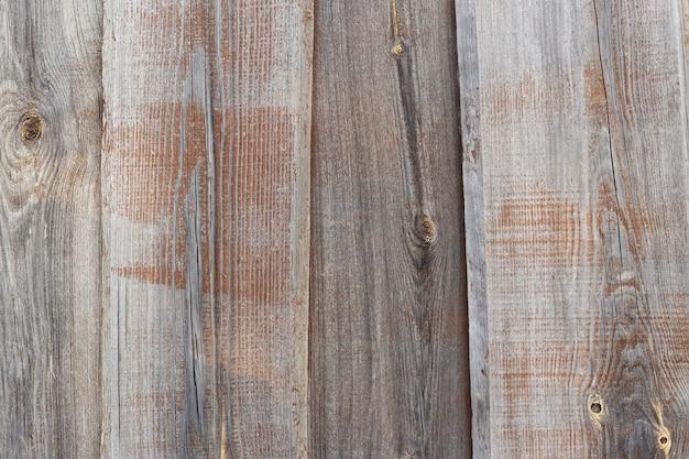 古い木製の背景。素朴なスタイル