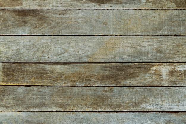 堅材の古い木製の背景テクスチャ。水平パターン。