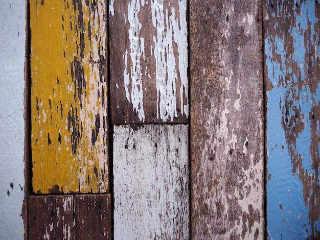 Old wooden background vintage texture.