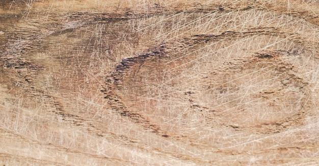 Старый деревянный фон с царапиной. текстура натурального дерева.