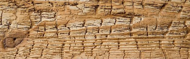 古い木の板。異常なパターンテクスチャ背景。