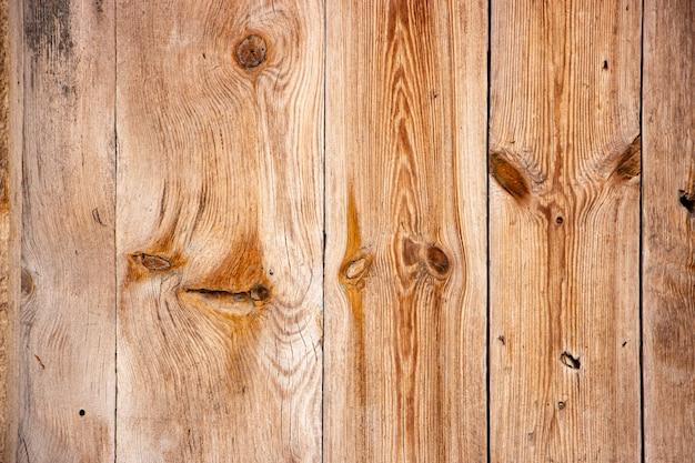 古い木の板、カントリーハウスの古いテーブルの表面。背景またはテクスチャ。