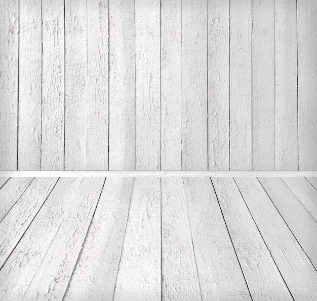 오래 된 나무 방 인테리어 배경
