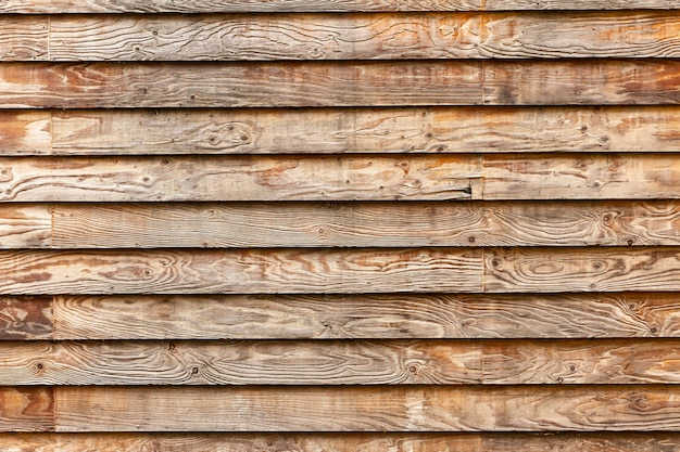古い木製の壁のテクスチャ背景