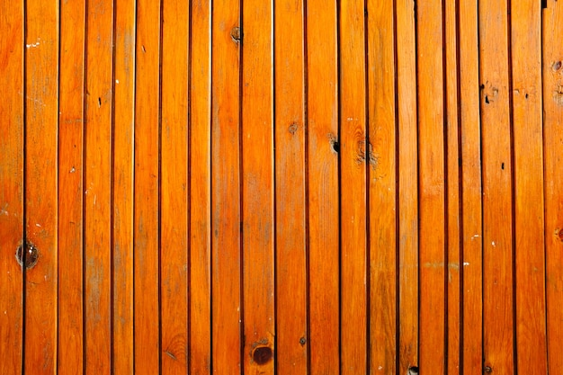Old wooden wall with vertical slats. clarity throughout the frame. high quality photo