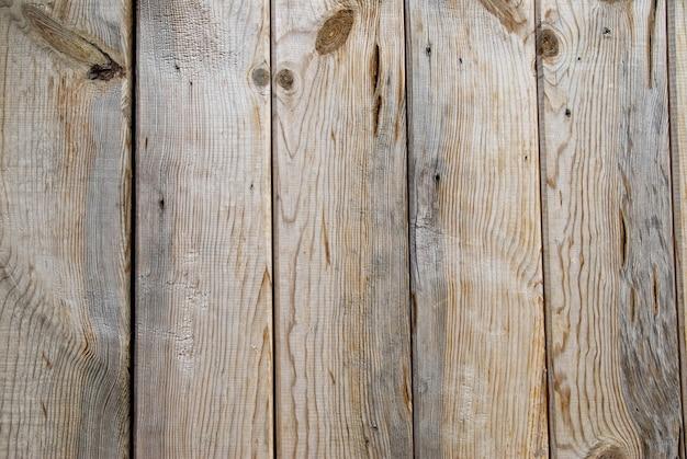오래 된 나무 벽