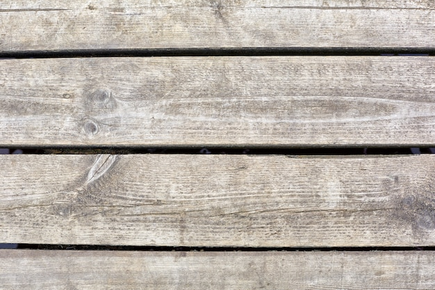 古い木製風化未塗装板