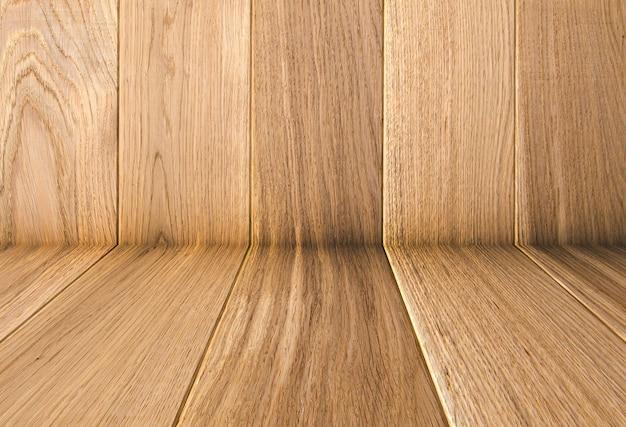 Старая деревянная желтая или коричневая предпосылка текстуры. доски или панели горизонтальное изображение