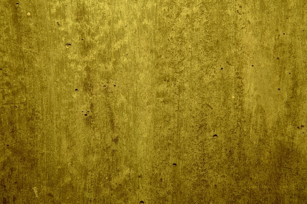 Old yellow wall texture