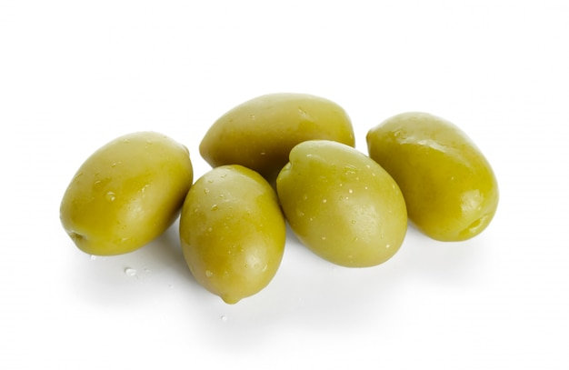 Olive isolated