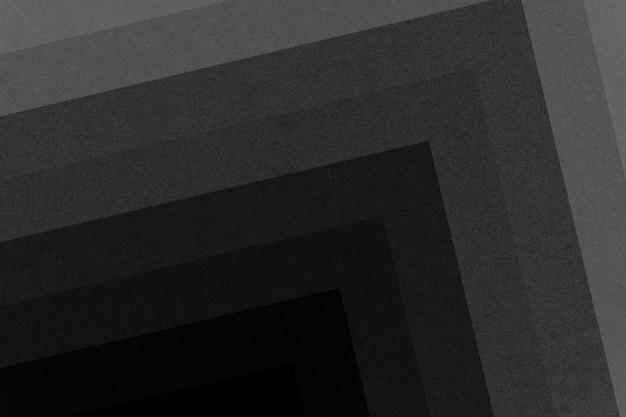 オンブルブラックレイヤーパターンの背景