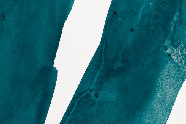 Омбре темно-зеленый акварельный фон