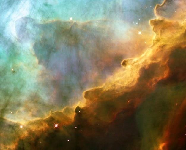 Omega nebula messier ngc emission