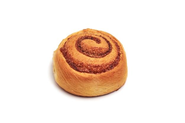 孤立したケシの実のパン1つ