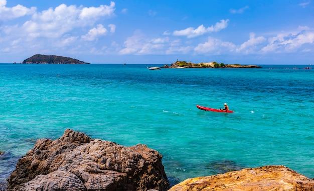 One day trip at samaesarn island