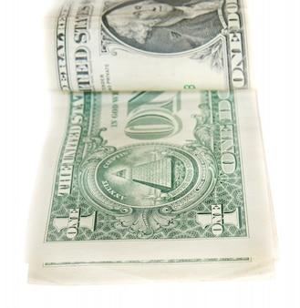 Банкнота в один доллар