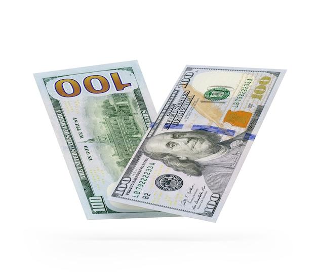 100 달러 지폐