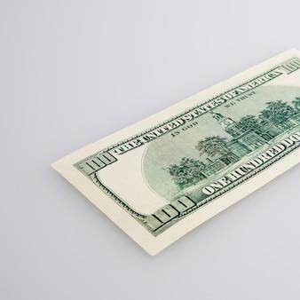 100 달러 현금 청구서