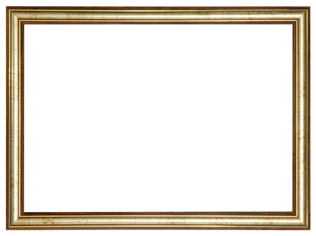 One isolated frame on the white backgrounds