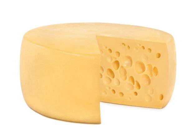 Круглый сыр с одним колесом