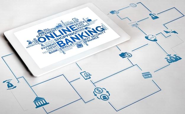 デジタルマネーテクノロジーのオンラインバンキング