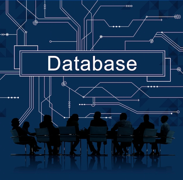 Online business database