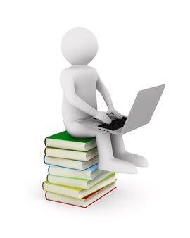 Интернет-образование на белом