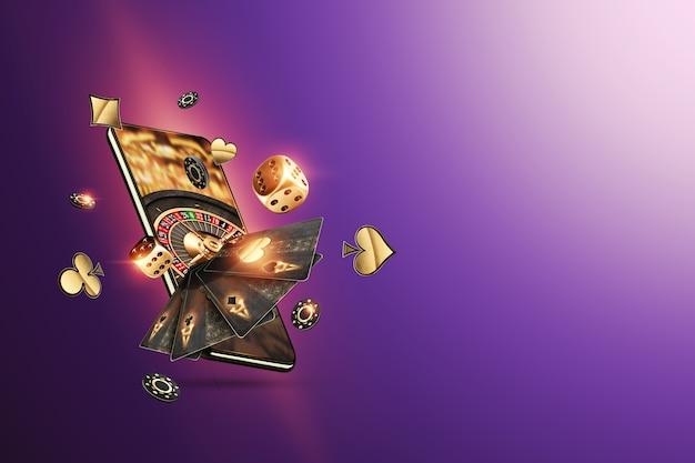 Online gambling on mobile