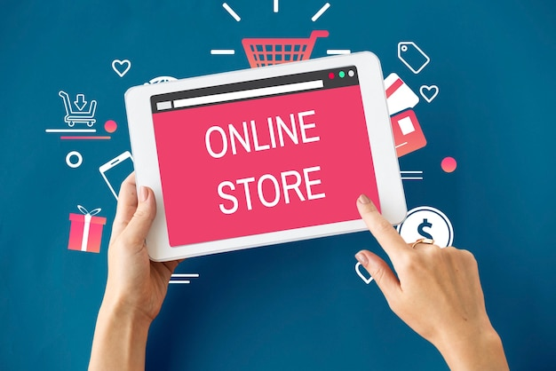 온라인 구매 결제 상거래 개념