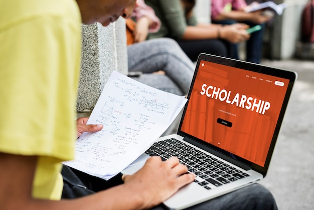 Online scholarship