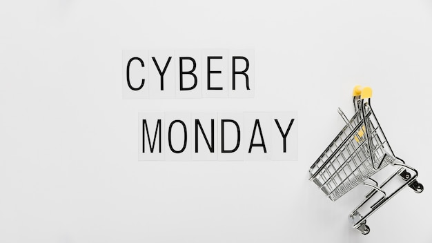Онлайн корзина покупок в кибер понедельник