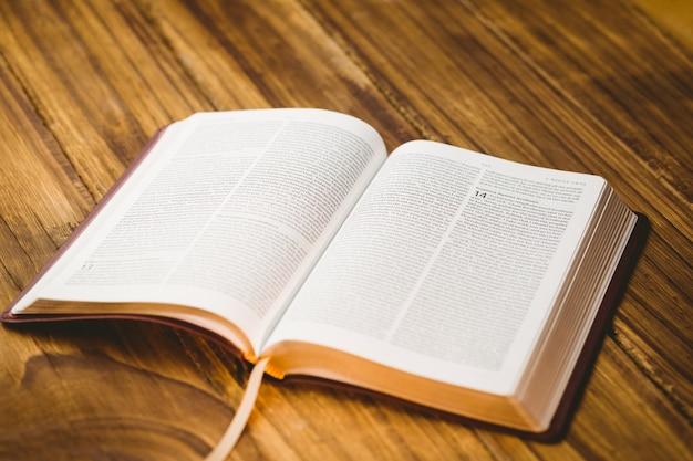 열린 성경