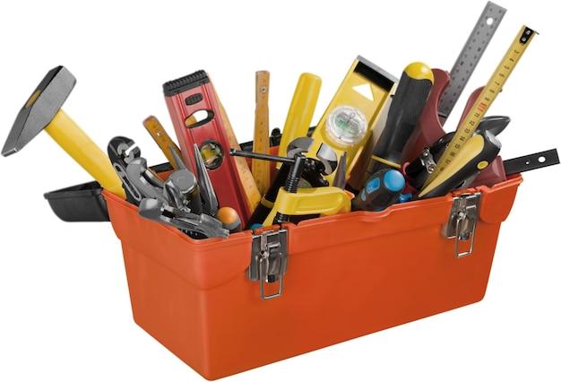 도구 상자 열기 - 절연