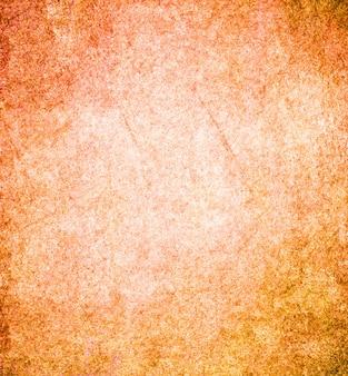 オレンジ色の抽象的なテクスチャ表面