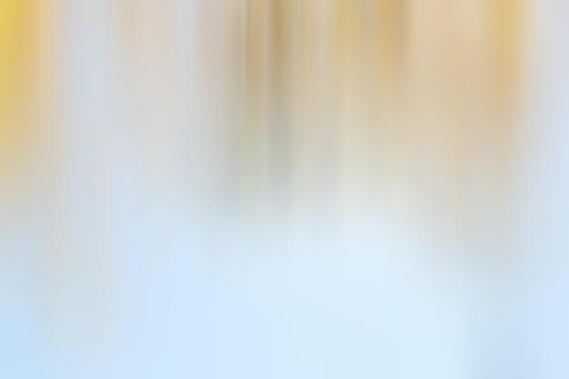 Оранжевый и желтый абстрактный фон размытые линии объектов