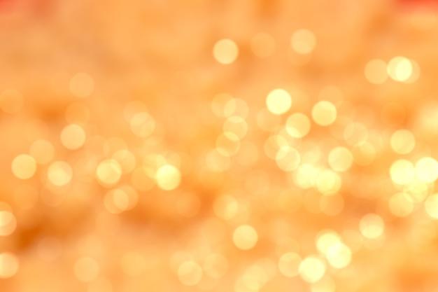 Оранжевый размытие фона боке