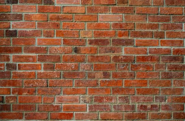 Orange brick wall texture background. exterior architecture concept.