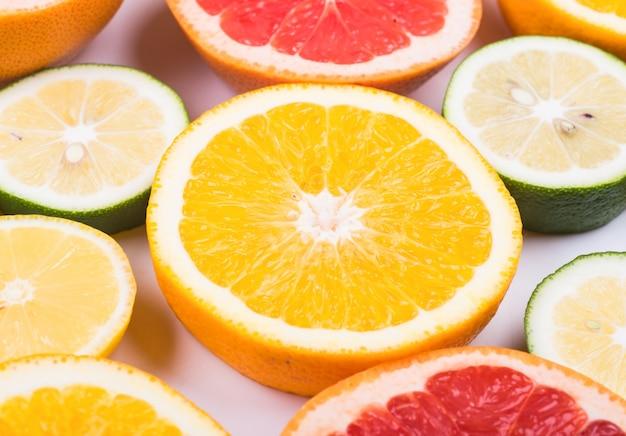 Arancione da vicino