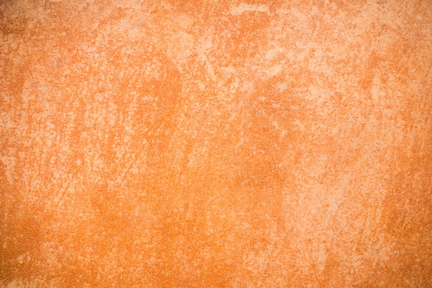 Orange concrete textures