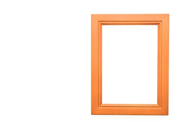 オレンジ色の枠