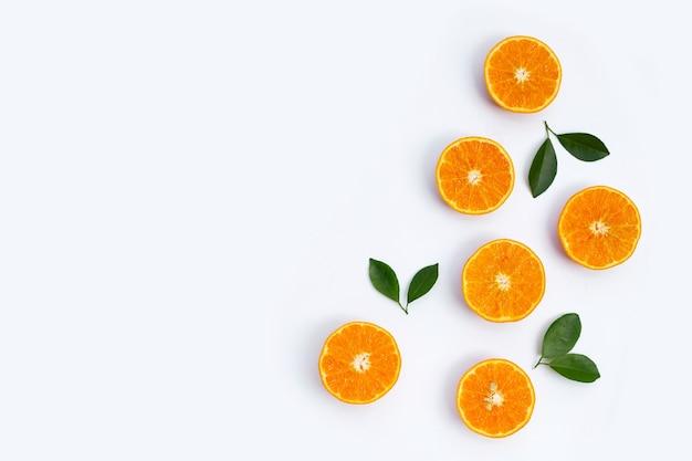 오렌지 과일. 감귤류