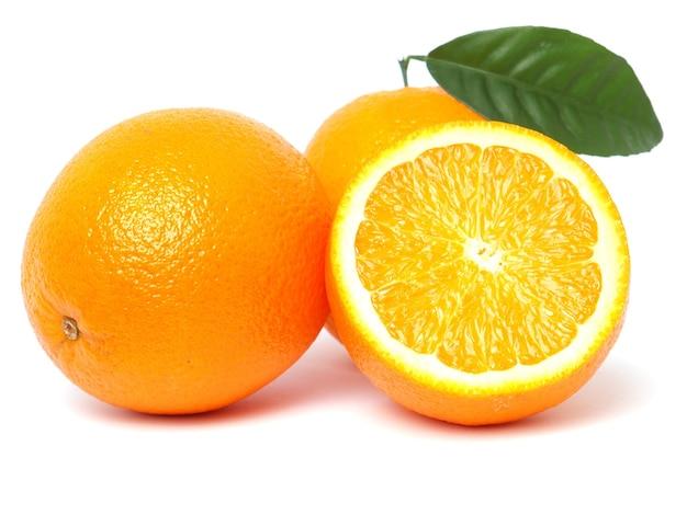 オレンジ色の果物