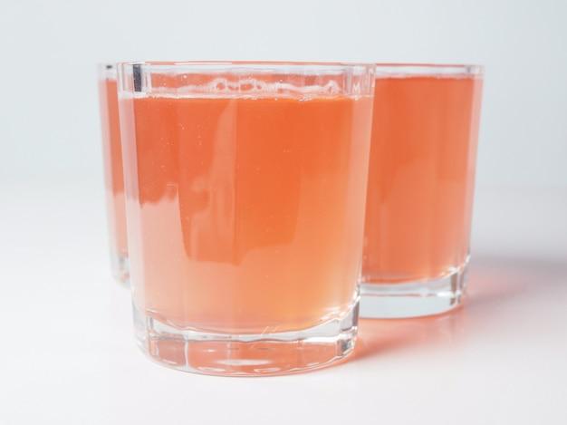 Стаканы для апельсинового сока