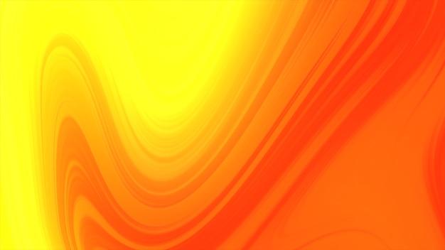 오렌지 대리석 노란색 추상적 인 배경 고급 질감 디자인 광고 표면
