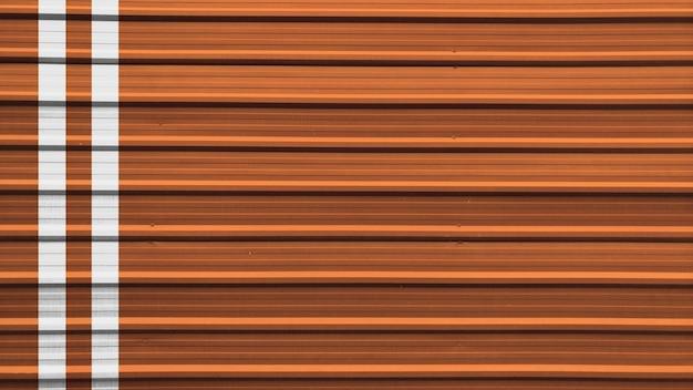コンテナテクスチャ背景のオレンジ色のパネル。