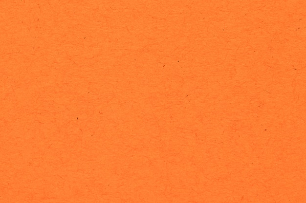 Orange paper texture abstract background