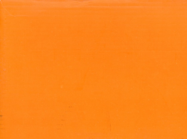 Orange plastic texture background