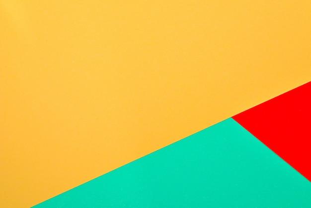 Оранжевый, красный, зеленый красочный фон. пространство для текста или дизайна.