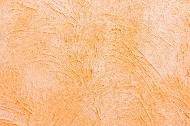 Vernice arancione gradiente di muro grezzo